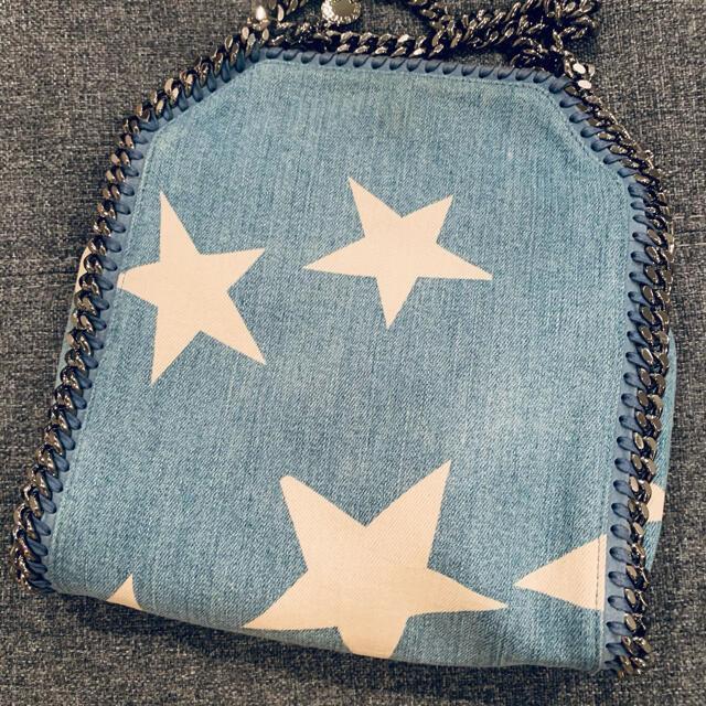 Stella McCartney(ステラマッカートニー)のステラマッカートニー ファラベラ デニムバッグ レディースのバッグ(トートバッグ)の商品写真