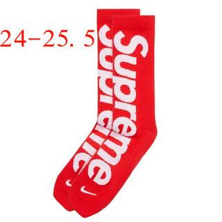 Supreme - Supreme Nike Lightweight Crew Socks 24
