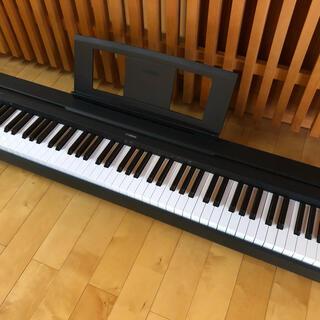 ヤマハ(ヤマハ)のヤマハ piaggero p-45B ジャンク品(電子ピアノ)