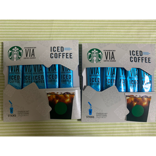 Starbucks Coffee - TOKYOロースト計12袋+スターバックス ヴィア アイスコーヒー5本