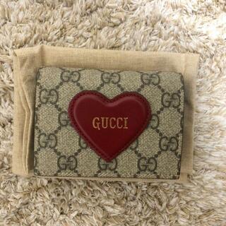 Gucci - GUCCI バレンタイン限定ウォレット
