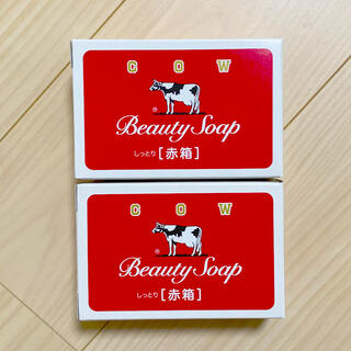 カウブランド(COW)の牛乳石鹸(ボディソープ/石鹸)