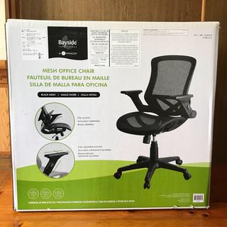 コストコ(コストコ)の新品 コストコ メッシュチェアー ビジネス椅子 ゲーミングチェアー(デスクチェア)