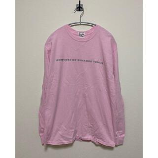 アッシュペーフランス(H.P.FRANCE)のMOMENTS OF STRANGE MAGIC ロンT(Tシャツ/カットソー(七分/長袖))
