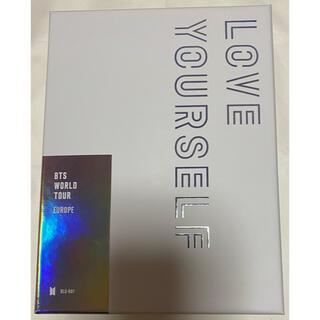 防弾少年団(BTS) - BTS LYS EUROPE ヨーロッパ Blu-ray ブルーレイ