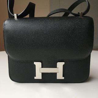 Hermes - エルメス コンスタンス ミニ ブラック