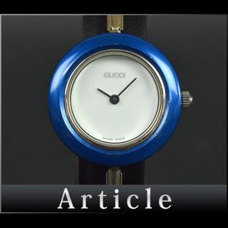 Gucci - GUCCIチェンジベゼル時計レディース