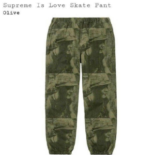 Supreme - Supreme Supreme Is Love Skate Pant S