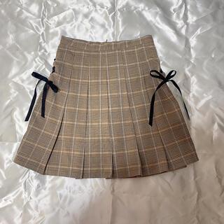 エブリン(evelyn)の再値下げ♡プリーツスカート(ミニスカート)