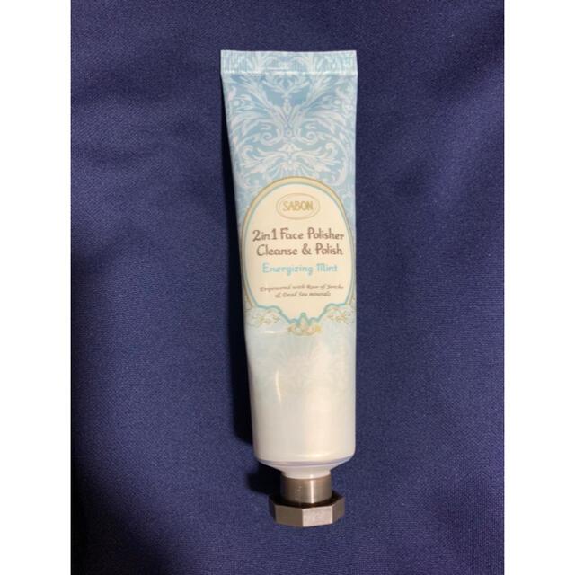 SABON(サボン)のSABON sabon サボン フェイスポリッシャー リフレッシング ミント コスメ/美容のスキンケア/基礎化粧品(洗顔料)の商品写真
