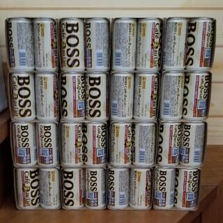 サントリー(サントリー)のボス カフェオレ 190g  6本ケース×16個 計96本(コーヒー)