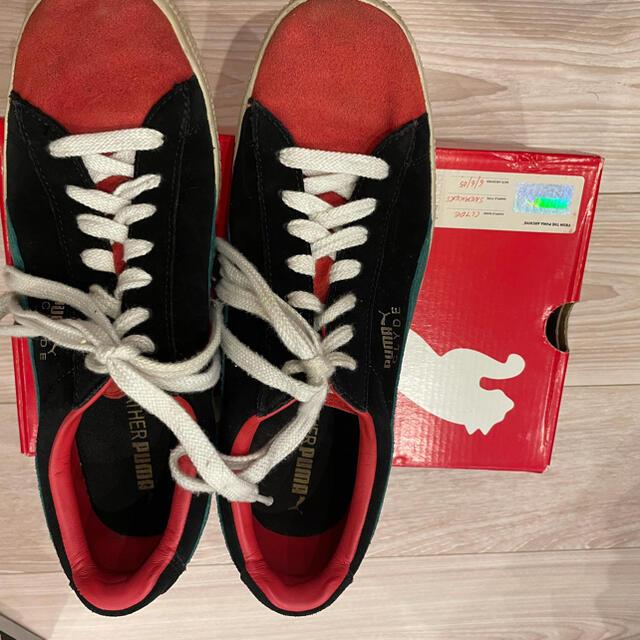 PUMA(プーマ)のプーマ クライド メンズの靴/シューズ(スニーカー)の商品写真