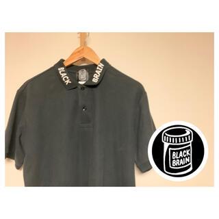 エクストララージ(XLARGE)のBlack Brainポロシャツ メンズ ブラックブレイン(ポロシャツ)