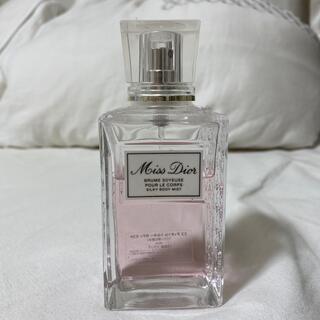 Dior - ミスディオール シルキーボディミスト