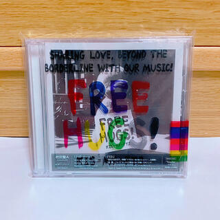 Kis-My-Ft2 - Kis-My-Ft2 【FREE HUGS! 〜初回盤A CD+DVD〜】