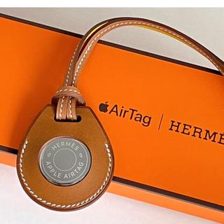 Hermes - AirTag Hermès エアタグエルメスのバッグチャーム 新品❗️