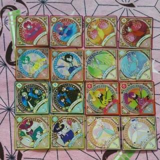 アイカツ(アイカツ!)の3弾 アイカツプラネット ノーマル16種セット(キャラクターグッズ)