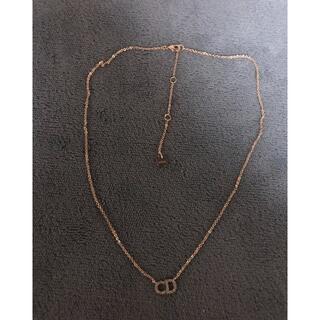 クリスチャンディオール(Christian Dior)のディオール Dior ネックレス(ネックレス)