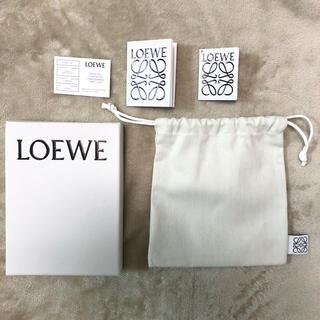 ロエベ(LOEWE)のLOEWE【ロエベ】《ブランドカード取扱説明書表紙》(その他)