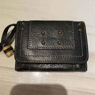 クロエ(Chloe)のChloe クロエ パスケース ミニ財布(パスケース/IDカードホルダー)