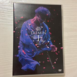 SHINee - TAEMIN THE 1st STAGE NIPPON BUDOKAN DVD