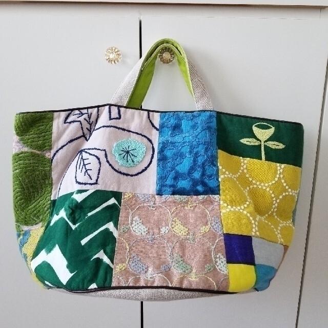 mina perhonen(ミナペルホネン)の【daxren様3点おまとめ専用】ミナペルホネン他 レディースのバッグ(トートバッグ)の商品写真