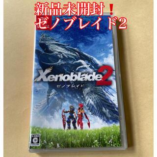 Nintendo Switch - 新品未開封 任天堂 Xenoblade2(ゼノブレイド2) Switch