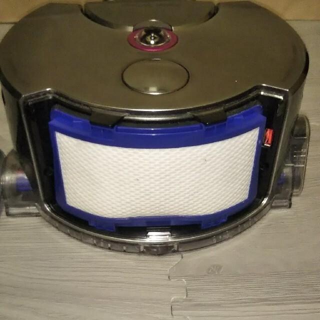 Dyson(ダイソン)のダイソン ロボット掃除機 dyson 360 eye スマホ/家電/カメラの生活家電(掃除機)の商品写真