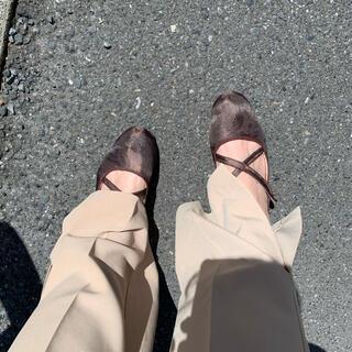 しまむら - しまむら チャイナ風 靴