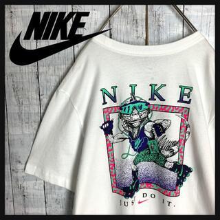 NIKE - 【激レアデザイン☆リアルトカゲ】ナイキ Tシャツ 半袖 Lサイズ 即完売モデル