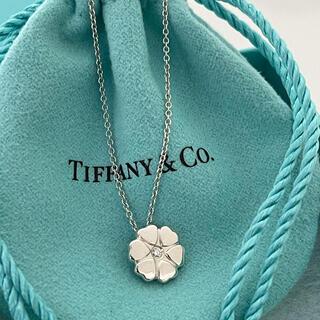 Tiffany & Co. - 新品未使用  ティファニー ハートダイヤ ネックレス