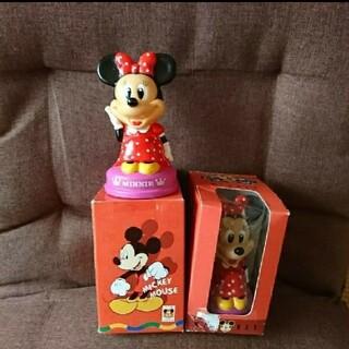 ディズニー(Disney)のタイムセール!ドアストッパー ミニーちゃん(その他)