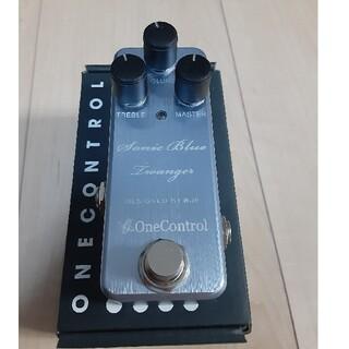 one control/sonic blue twanger/used(エフェクター)