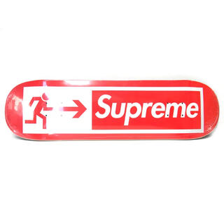 国内正規品 2021SSSupremeExitSkateboardDeckRed