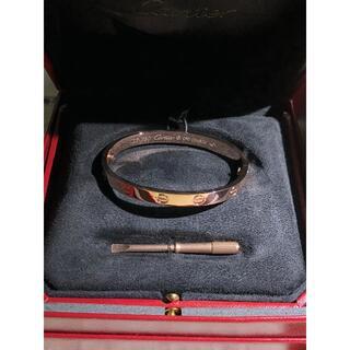 Cartier - カルティエ☆ラブブレス☆ピンクゴールド