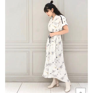 mame - 新品mame2020SS FLOWER PRINTED DRESS、ロキト