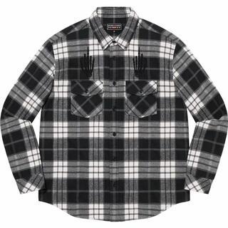 Supreme - Supreme Hysteric Glamour Flannel Shirt