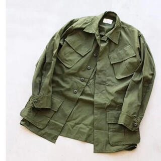 Engineered Garments - 70's Deadstock JUNGLE FATIGUE(4th) アメリカ軍