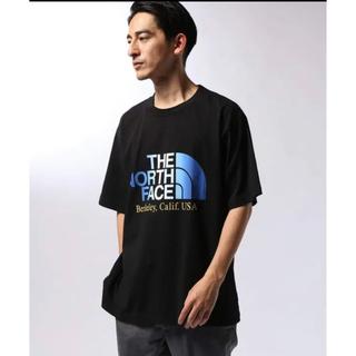 THE NORTH FACE - パープルレーベル Lサイズ ロゴTシャツ ノースフェイス 美品