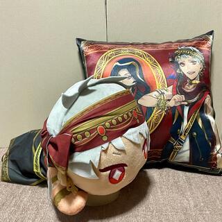 Disney - 【セット販売】カリム メガジャンボ寝そべりぬいぐるみ+クッション