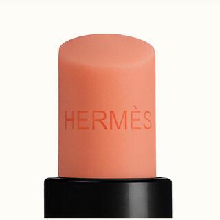 エルメス(Hermes)のエルメス リップ14 ローズ・アブリコテ(口紅)