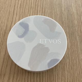 エトヴォス(ETVOS)のエトヴォス ミネラルモイスト シルキーベール(フェイスパウダー)