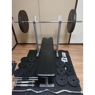 ベンチプレス 70㎏ ダンベル バーベル トレーニング 筋トレ プロテイン