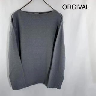 オーシバル(ORCIVAL)の【専用】ORCIVAL オーシバル ボーダー フレンチ バスクシャツ (Tシャツ/カットソー(七分/長袖))