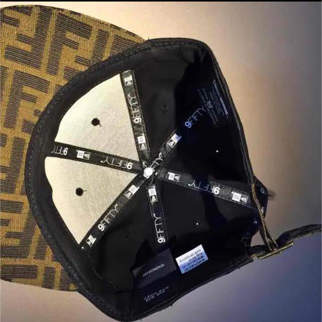 FENDI(フェンディ)のフェンディ ズッカ柄 キャップ メンズの帽子(キャップ)の商品写真