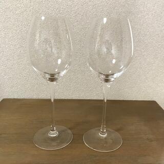スガハラ(Sghr)のスガハラ ワイングラス 2個セット(グラス/カップ)