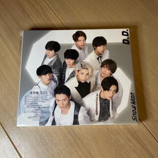 ジャニーズ(Johnny's)の【美品】D.D./Imitation Rain(ポップス/ロック(邦楽))