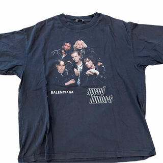 Balenciaga - Tシャツ balenciag スピードハンター
