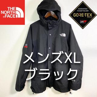 THE NORTH FACE - 美品 THE NORTH FACE マウンテンパーカー メンズXL ブラック