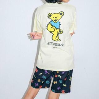 エックスガール(X-girl)のX GIRL × GRATEFUL DEAD コラボTシャツ(Tシャツ(半袖/袖なし))